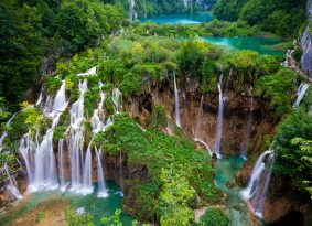 Private Tour to Plitvice Lakes from Trogir