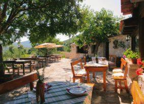 Dinner-at-village