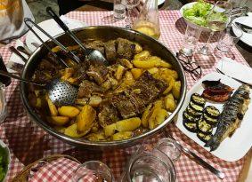 Dinner-village