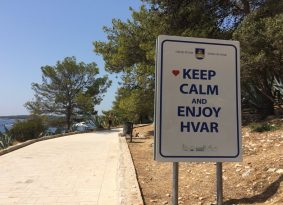 HVAR Island tour by speedboat from Trogir and Split Croatia