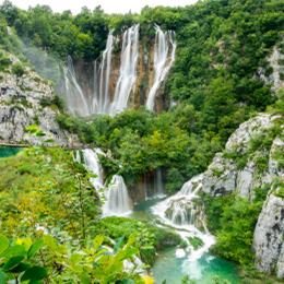 Group to national parks in Croatia