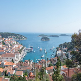 Hvar Island Tour by Speedboat