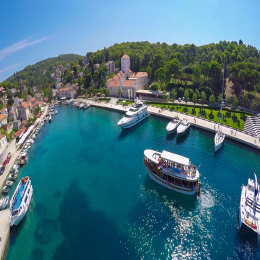 Group boat tours in Croatia