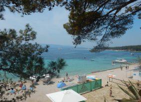 Private speedboat tour to Brac Island