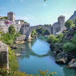 Mostar & Međugorje