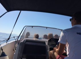 Private speedboat tour to Brac Island