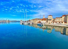 Trogir-harbour