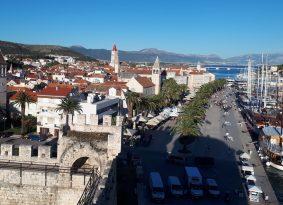 Trogir city guide tour