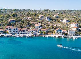 Veliki-Drvenik-Island