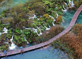 Plitvice Lakes tour  from Trogir