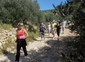 Hiking tours Croatia
