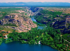 Tours to National Park Krka from Trogir