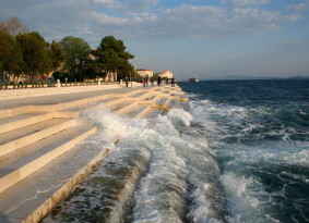 Zadar Sunset tour from Trogir
