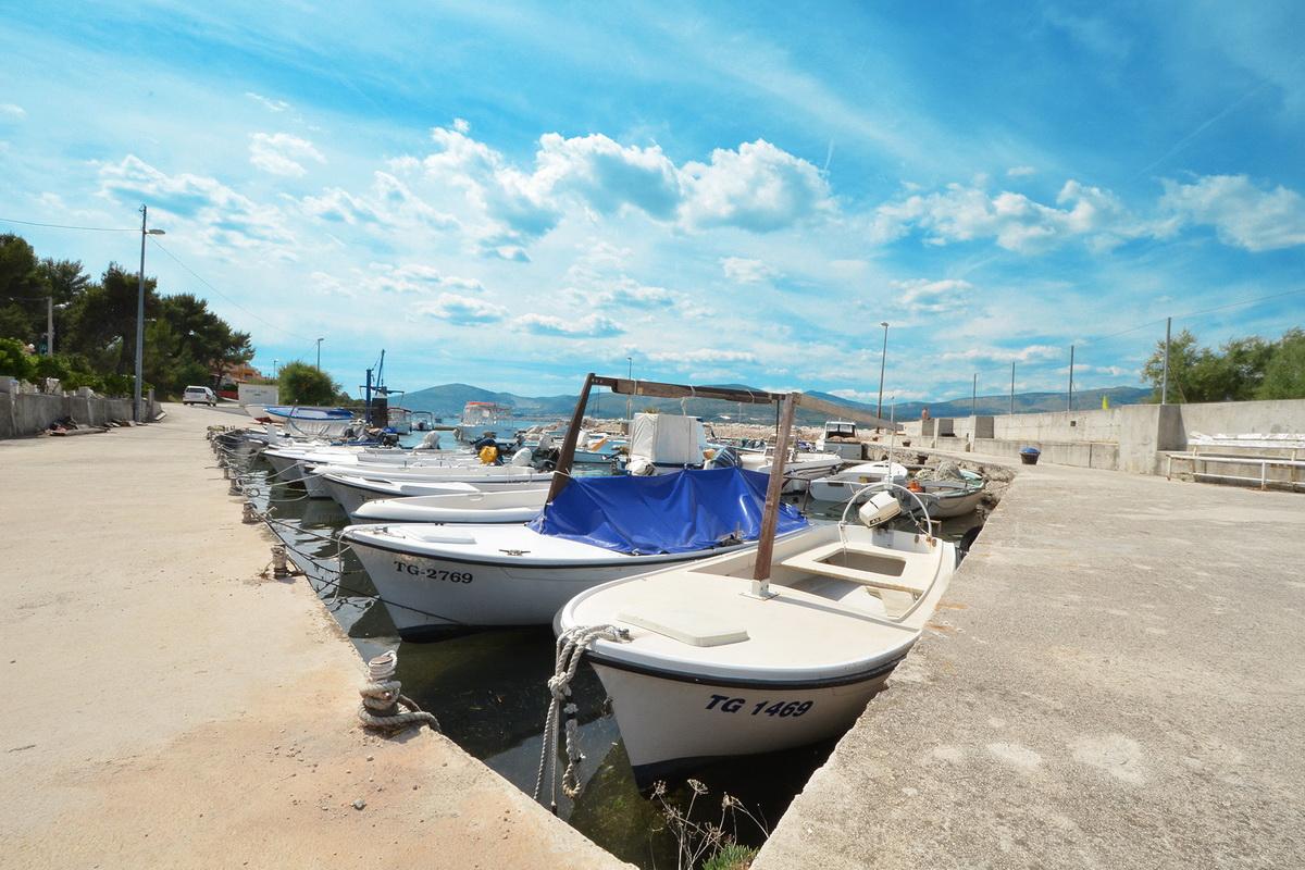 Apartments Lagoon 2 2 1 Trogir Travel Najbolje