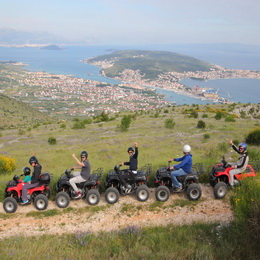 Quad Adventure Trogir