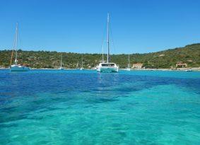 Private speedboat tour to Blue Lagoon Trogir Croatia
