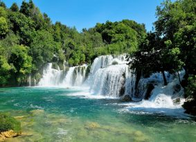Private Tour to Krka Waterfalls from Trogir