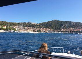 Private speedboat tour to Hvar Island