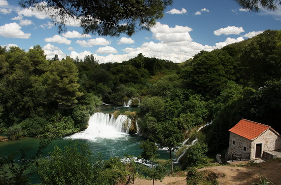 Private Tour to Krka Waterfalls