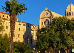Sibenik-city-and-cathedrale